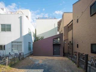 PIANO HOUSE K.448 モダンな 家 の NI&Co. Architects 一級建築士事務所 モダン