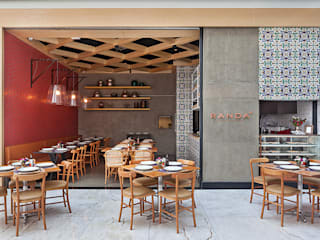 Isabela Bethônico Arquitetura Gastronomi Modern