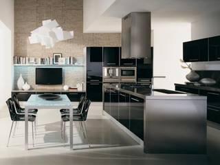 MUTFAK VE BANYO TASARIMLAR Modern Mutfak erenyan mimarlık proje&tasarım Modern