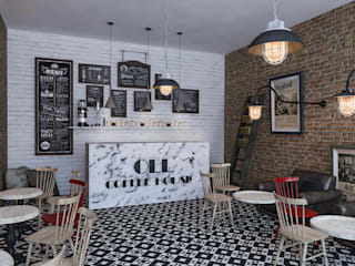 OLL.DESIGN – Coffe House:  tarz