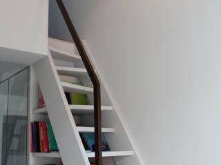 Study/office by Atelier d'architecture Pilon & Georges, Modern