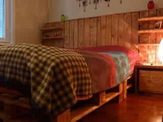 Atölye Butka DormitoriosCamas y cabeceros