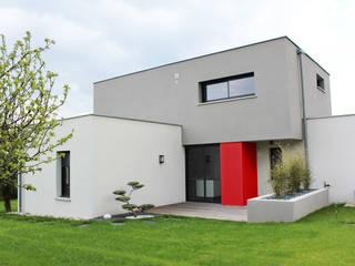Houses by Atelier d'architecture Pilon & Georges, Modern