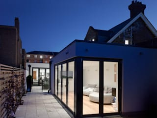 Herford Road, London Modern houses by Syte Architects Modern