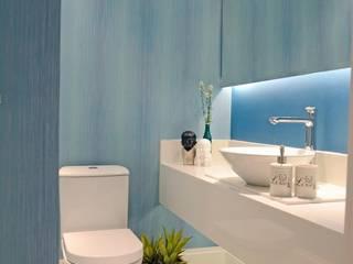 Moderne badkamers van fpr Studio Modern