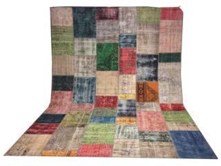 Refound Carpet – patchwork carpet:  tarz
