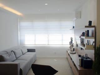 Minimalistische woonkamers van fpr Studio Minimalistisch