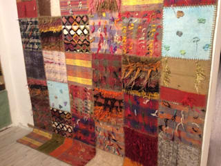 Refound Carpet – Tülü patchwork:  tarz
