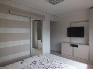 Apartamento no centro de Porto Alegre Arketing Identidade e Ambiente Quartos clássicos