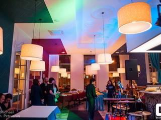"""Ресторанчик """"Квартира №162"""":  в . Автор – BONA Architecture & Interior    -    ООО 'Архитектурное Бюро БОНА'"""