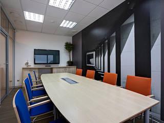 Офис юридической компании Октогон:  в . Автор – BONA Architecture & Interior    -    ООО 'Архитектурное Бюро БОНА'