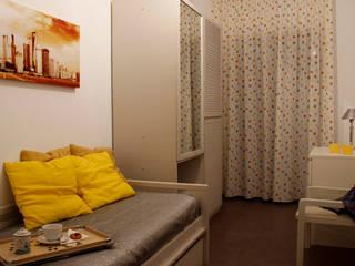 Homestaging Camera da Letto DOPO:  in stile  di Alchimie