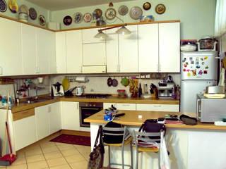 Homestaging Cucina PRIMA:  in stile  di Alchimie