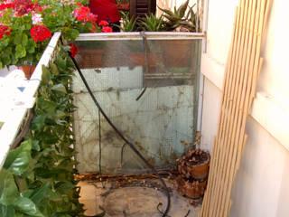 Homestaging Balcone PRIMA:  in stile  di Alchimie