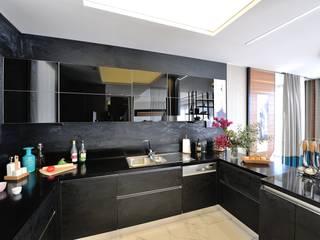 Voltaj Tasarım Modern style kitchen