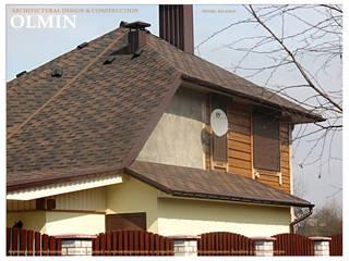 Modern houses by ИП OLMIN - Архитектурная студия Олега Минакова Modern