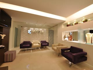 Veridiana Negri Arquitetura Modern clinics