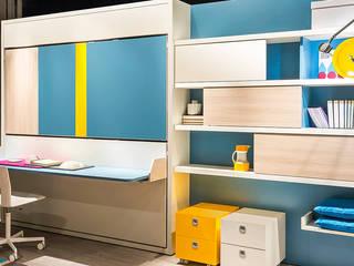 Schrankbetten Moderne Wohnzimmer von traumsofas.de Modern