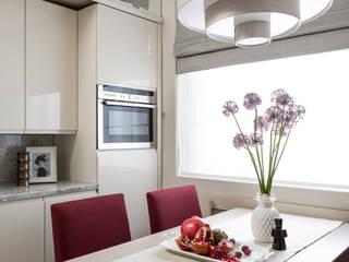 ДИЗАЙН ПРОЕКТ СТУДИИ SUPERIOR INTERIOR Кухня в стиле модерн от Barcelona Design Модерн