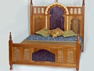 'Salaam Bed' de Fine Furniture Ltd Ecléctico
