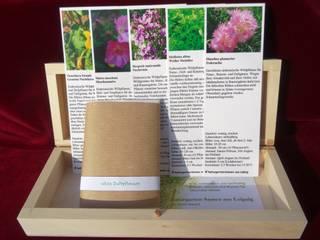 Wilde Duftpflanzen (Saatgut-Box):   von Naturgarten-Samen aus Leipzig