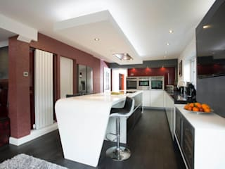 MR & MRS O'SULLIVAN'S KITCHEN:  Kitchen by Diane Berry Kitchens
