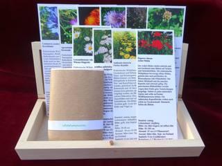 Wildblumenwiese (Saatgut-Box):   von Naturgarten-Samen aus Leipzig