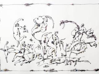 Sans titre, série Origine du monde:  de style  par Maëlle Galerie