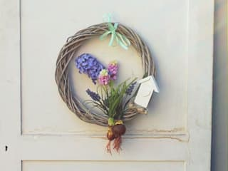 Wiosenne Cebulki: styl , w kategorii  zaprojektowany przez Zastygła Natura