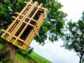 Kabinet 1boom in eiken: modern  door wilfred kalf, Modern