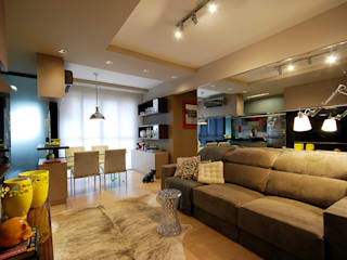 Neoarch Modern living room