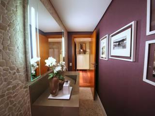 Baños de estilo  por MeyerCortez arquitetura & design , Moderno