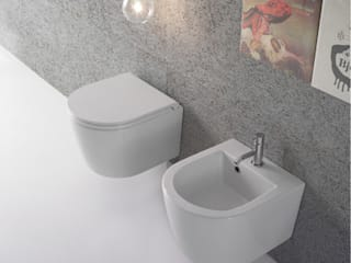 bagno chic Modern bathroom