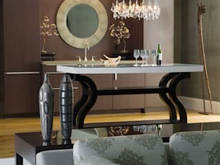 Marylebone Road London W2 Classic style dining room by Genius Loci Designs Classic