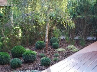 Garten von Ogrody Przyszłości, Minimalistisch