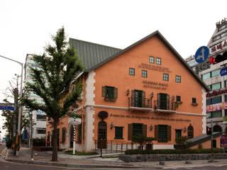 독일하우스: 국민대학교의  레스토랑