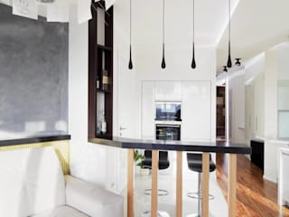 Галина Глебова Minimalist living room