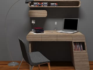 İki İç Mimar 書房/辦公室桌子