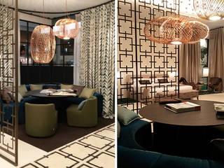 Hotels oleh DyD Interiorismo - Chelo Alcañíz, Eklektik
