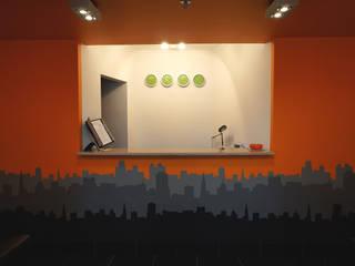 """Отель """"Елоховский"""" Гостиницы в стиле минимализм от Дизайнер Татьяна Алякова Минимализм"""