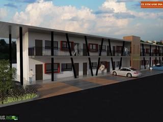 Casas de estilo moderno de hausing arquitectura Moderno