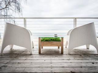 Bio stolik MONOO od APPO projekt Minimalistyczny