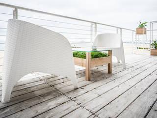 bio stolik MONOO: styl , w kategorii  zaprojektowany przez APPO projekt