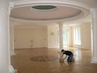 Profi Parkiet II Paredes y suelos de estilo clásico