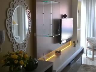 Modern living room by casulo arquitetura design Modern