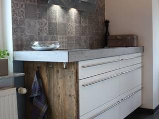 Küche:   von Concept Beton