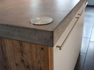 Steckdose als Auschnitt:   von Concept Beton