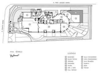 Edifício Ducale | Residencial - Rua Peixoto Gomide por ARQdonini Arquitetos Associados