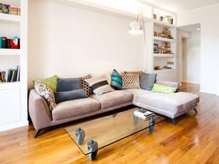 Modern living room by DFG Architetti Associati Modern