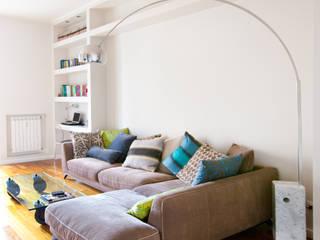 DFG Architetti Associati Ruang Keluarga Modern
